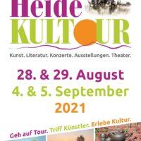 Heidekultour A4 2021