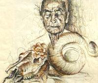 - Georgia O Keeffe Federzeichnung Tinte 2 Sara Heinrich Fine Art