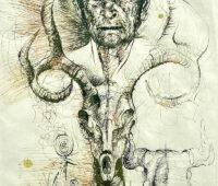 - Georgia O Keeffe Federzeichnung Tinte 3 Sara Heinrich Fine Art