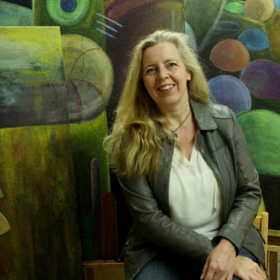 Britta Chr. Keller, Atelier Pinsel und Stein
