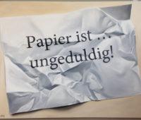 - Papierbear