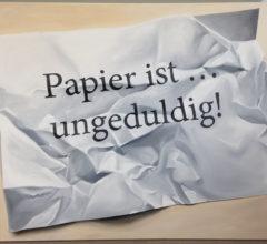 Papierbear