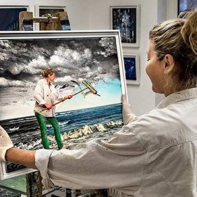"""Atelier """"Natur im Bild"""" Ulrike Bosselmann"""