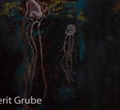 In der Tiefe 90x60cm Gerit Grube