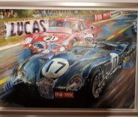 - Le Mans 1953 50 X 70