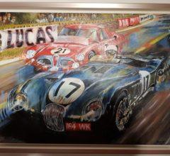 Le Mans 1953 50 X 70