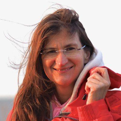 Katrin Mescheder Atelier white - blick