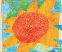 - Anne Beecken Sonnenblume 4