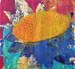 Anne Beecken Sonnenblume 24