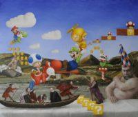 - 2 Super Mario und die Wiederauferstehung 2017 200 x 170