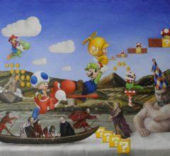 2 Super Mario und die Wiederauferstehung 2017 200 x 170