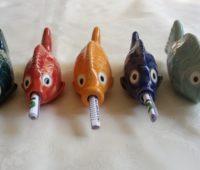 - Geld Fische