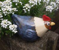 - Garten Huhn
