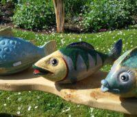 - Große Fische