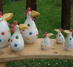 Punktehühner