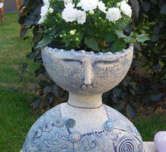 Blumenfrau
