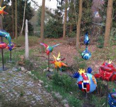 Totomi Gruppe Ateliergarten