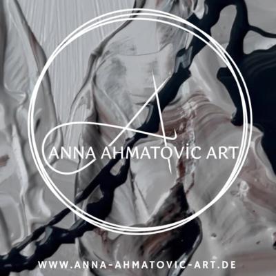 Anna Ahmatovic Art